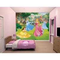 disney princess wallpaper mural