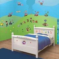 paw patrol room decor kit