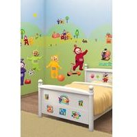 teletubbies room decor kit