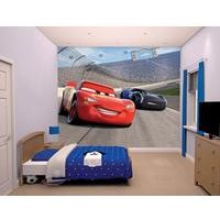 disney cars 3 wall mural