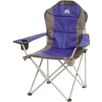 Eurohike Langdale Deluxe Folding Chair, Navy