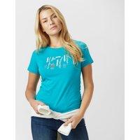 Peter Storm Womens Herb Garden T-Shirt, Blue
