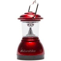 Eurohike 6 LED Mini Lantern, Red