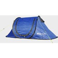 Eurohike Pop 200 2 Person Tent, Blue