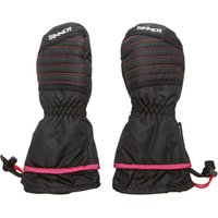 Sinner Kids Stratton Mittens, Black