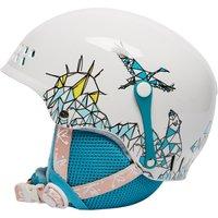 K2 Junior Entity Ski Helmet, White