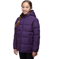 Peter Storm Girls Stag Jacket, Purple