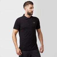The North Face Mens Polo Shirt, Black