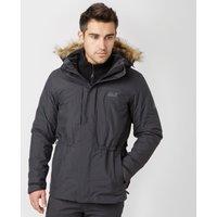Jack Wolfskin Mens Thorvald 3 in 1 Jacket, Grey