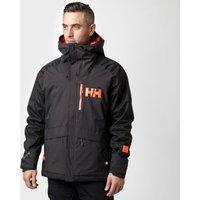 Helly Hansen Mens Fernie Ski Jacket, Grey