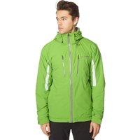 Columbia Mens Millenium Flash Jacket, Green