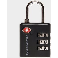 Lifeventure TSA Combi Lock, Black