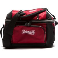 Coleman 5.8L Soft Cooler, Red