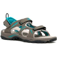 The North Face Womens Hedgehog Sandals, Grey