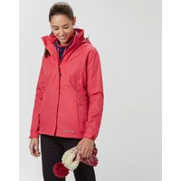 Peter Storm Womens Storm Waterproof Jacket, Red