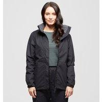 Peter Storm Womens Waterproof Jacket, Black