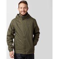 Peter Storm Mens Storm Waterproof Jacket, Green