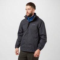 Peter Storm Mens Storm Waterproof Jacket, Black