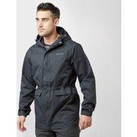 Peter Storm Mens Cyclone Waterproof Jacket, Black