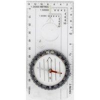 Eurohike Navigation Compass, Clear
