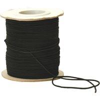 Vango Shockcord Roll 2.5mm, Black