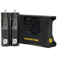 Brunton Hydrogen Reactor Portable Charger, Black
