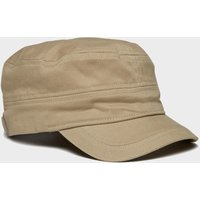 The North Face Mens Logo Military Cap, Beige