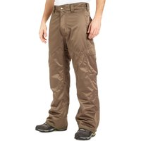 Faiise Mens Alex Belted Ski Pants, Brown