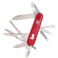 Victorinox Swiss Army Fisherman Knife, Red