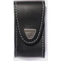 Victorinox Pocket Knife Leather Belt Pouch 5-8 Layers, Black