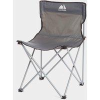 Eurohike Lowland Folding Chair, Grey