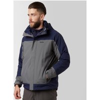 Peter Storm Mens Lakeside 3 in 1 Jacket, Grey