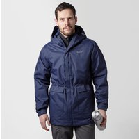 Peter Storm Mens Cyclone Waterproof Jacket, Navy