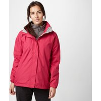 Peter Storm Womens Lakeside 3 in 1 Jacket, Pink