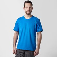 Peter Storm Mens Heritage T-Shirt, Blue