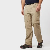 The North Face Mens Paramount Peak II Convertible Pants, Beige