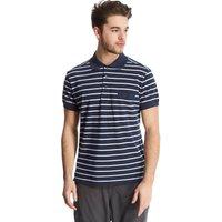 Jack Wolfskin Mens Riverton Polo Shirt, Navy
