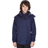 Peter Storm Kids Beat The Storm 3 in 1 Jacket, Navy