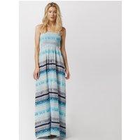 Animal Womens Luluu Maxi Dress, Blue