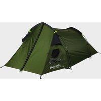 Eurohike Backpacker DLX 2 Man Tent, Green