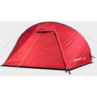 Berghaus Peak 3.1 1 Man Tent, Red