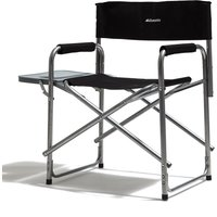 Eurohike Director Chair With Table, Black