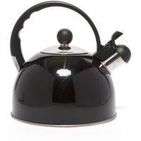Eurohike Whistle Kettle Deluxe - 2.2L, Black