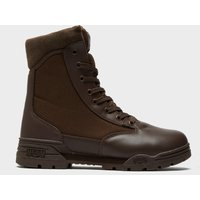 Magnum Mens Classic Industrial Boots, Brown