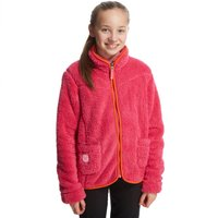 Regatta Girls Funfair Fleece, Pink