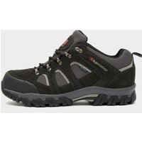 Karrimor Mens Bodmin IV Low Waterproof Walking Shoe, Black