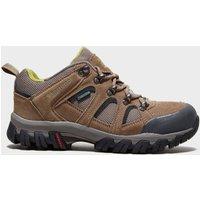 Karrimor Womens Bodmin IV Low Waterproof Walking Shoe, Brown