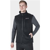 Berghaus Mens Prism II Micro Fleece Vest, Black