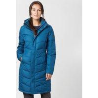 Berghaus Womens Barkley Hydrodown Fusion Jacket, Blue