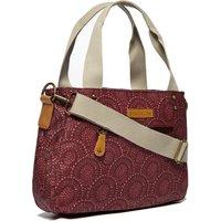 Brakeburn Circles Large Shoulder Strap Bag, Red